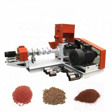 600kg\H Animal Floating Fish Food Feed Pellet Machine Production Line