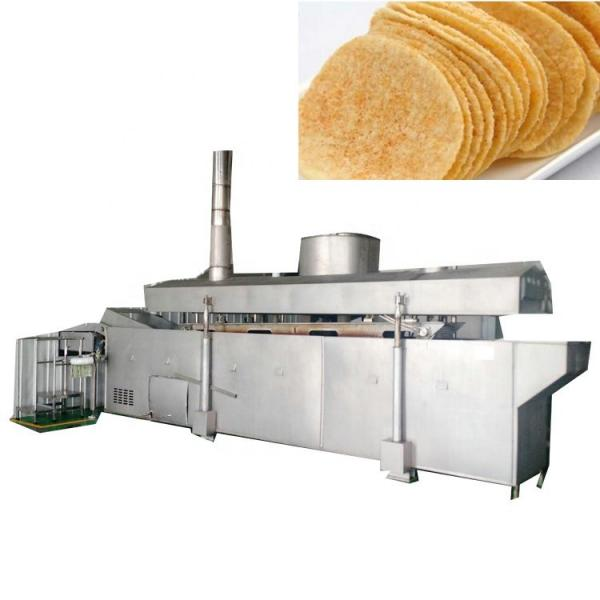 Commercial Potato Lotus Root Chip Cutter Slice Maker Machine #1 image